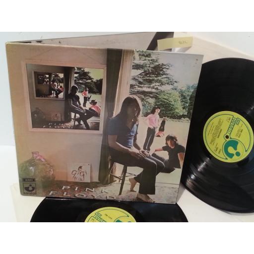 PINK FLOYD ummaagumma, gatefold, double album, SHDW 1/2