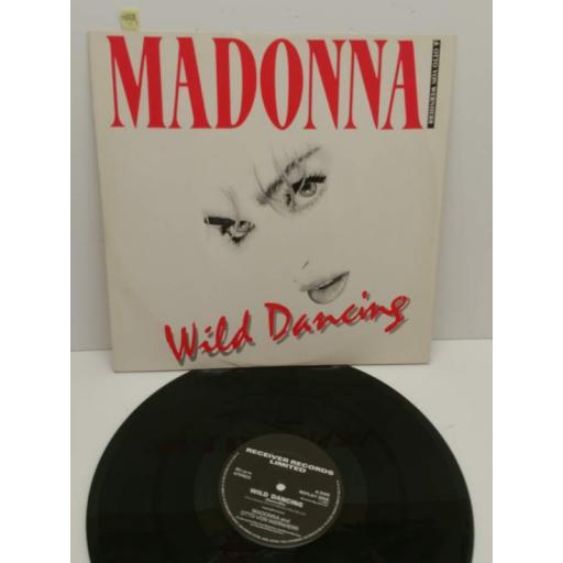 MADONNA & OTTO VON WERNHERR wild dancing, REPLAY 3006