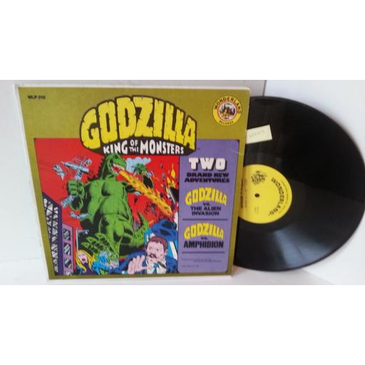 godzilla, king of monsters, WLP 312