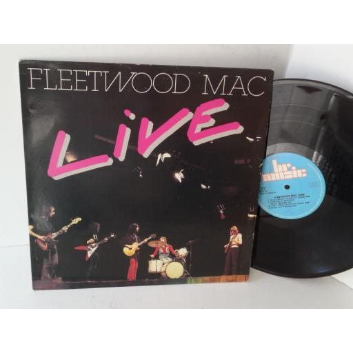 FLEETWOOD MAC live, BRLP 16
