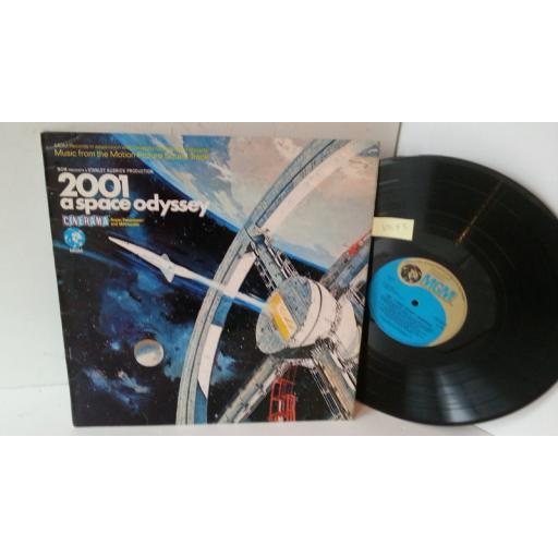 KARL BOHM AND BERLIN PHILHARMONIC ORCHESTRA, HERBERT VON KARAJAN AND BERLIN PHILHARMONIC ORCHESTRA 2001: a space odyssey (music from the motion picture soundtrack), 2315 034