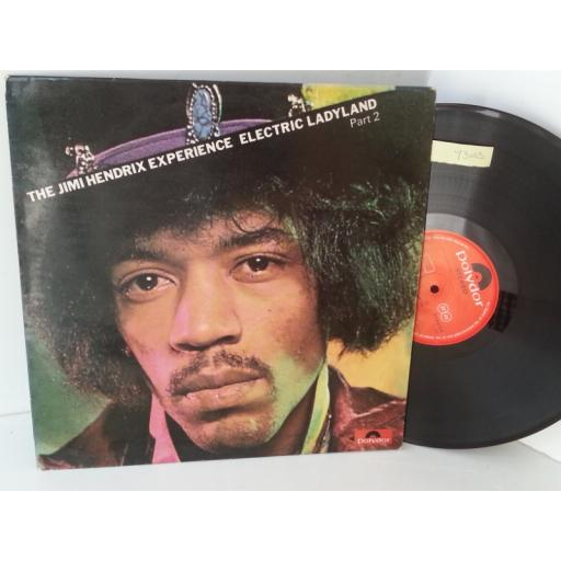 JIMI HENDRIX electric ladyland part 2, 2310 272