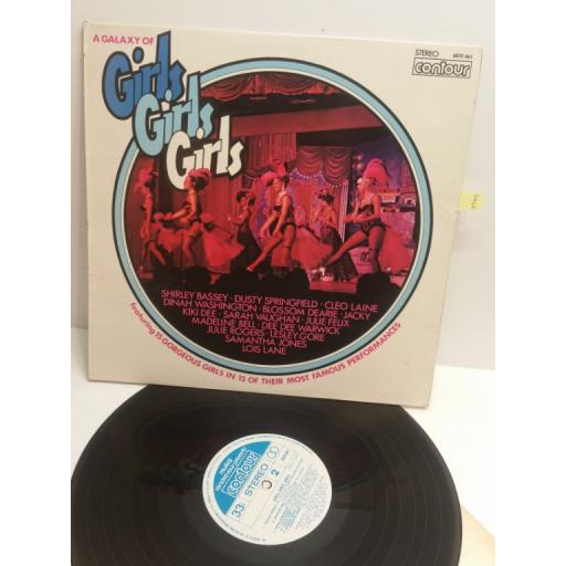 A GALAXY OF GIRLS Dusty Springfield, julie Felix, Madeline Bell, Dinah Washington 6670661