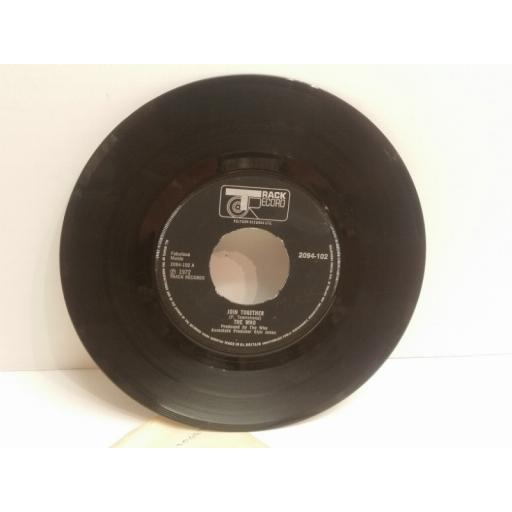 "THE WHO join together & baby don'y you do it 7"" single 2094102"