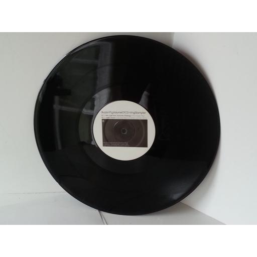 BEN WATT/ JUSTIN MARTIN buzzin fly volume 01 cd vinyl sampler, 005BUZZ