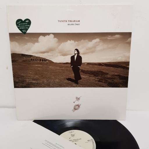 "TANITA TIKARAM, ancient heart, WX 210, 12"" LP"