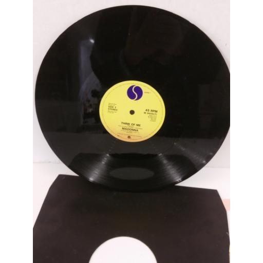 MADONNA holiday, 12 inch single, W9405T