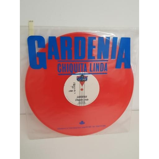 "GARDENIA, chiquita Linda, 886 003-1, 12"" single"