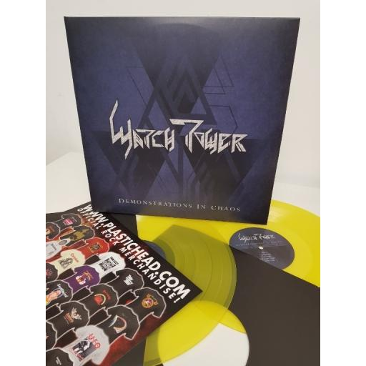 "WATCHTOWER, demonstrations in chaos, BOBV256LP, 2x12"" LP"