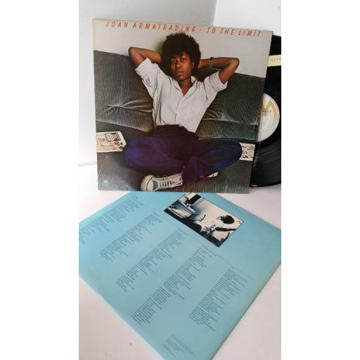 JOAN ARMATRADING to the limit, AMLH 64732