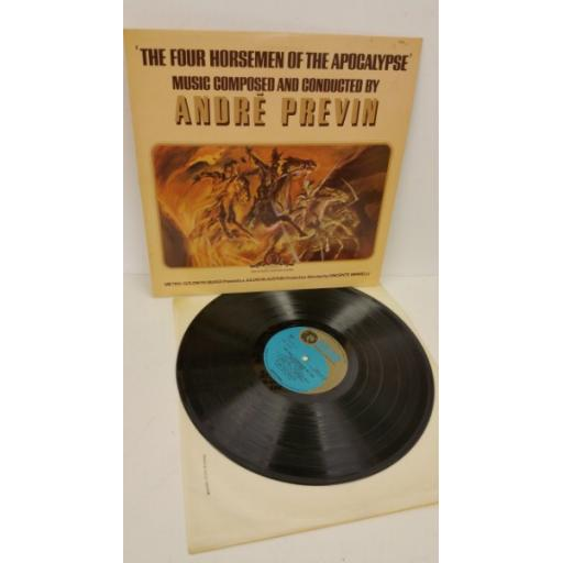 ANDRE PREVIN the four horsemen of the apocalypse, 2353 125