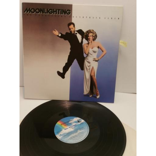 MOONLIGHTING, the television soundtrack album MCF 3386