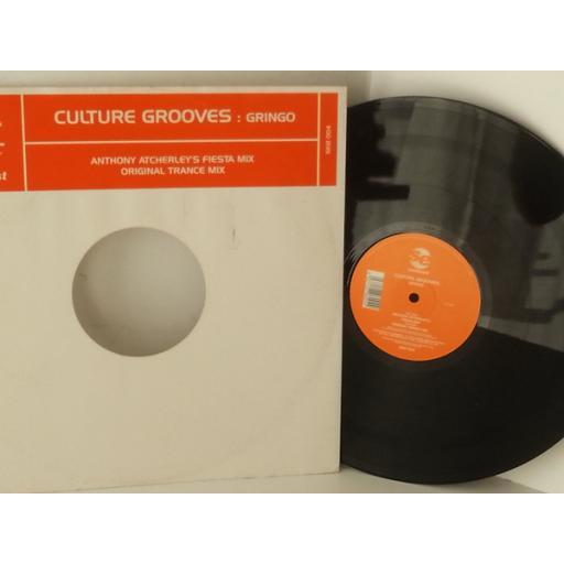 CULTURE GROOVES gringo, 12 inch single, 2 tracks, SE12 004