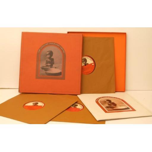 "GEORGE HARRISON, The concert for Bangladesh. 12"" VINYL BOX SET. STCX3385"