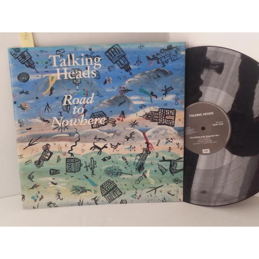 TALKING HEADS road to nowhere, 12EMI 5530