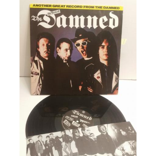 THE DAMNED the best of the damned DAM1