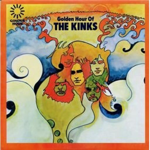 the kinks, GOLDEN HOUR OF THE KINKS