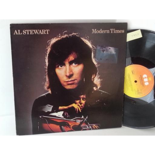 AL STEWART modern times, CBS 32019