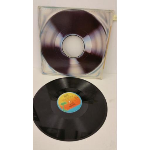 CLUB HOUSEdo it again / billie jean, 12 inch single, 12IS 132