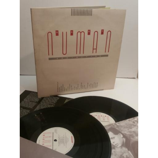 "GARY NEWMAN miracles 12"" single NUM13"