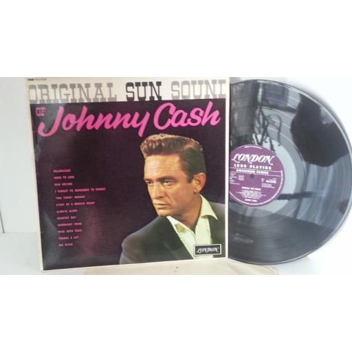 JOHNNY CASH original sun sound, HA S 8220