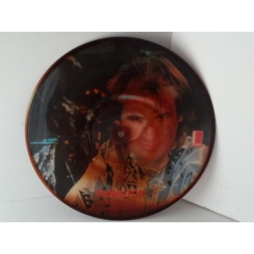 SOLD MARILLION interview disc limited edition, picture disc