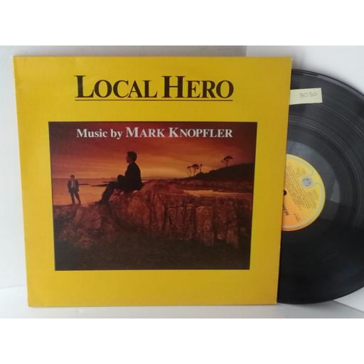 MARK KNOPFLER local hero, VERL 4