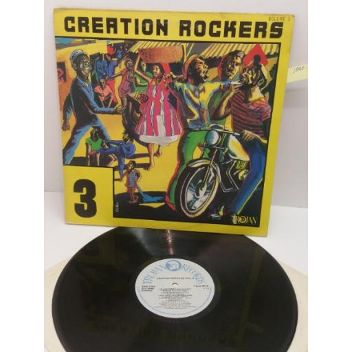 CREATION ROCKERS VOLUME 3 TRLS 180