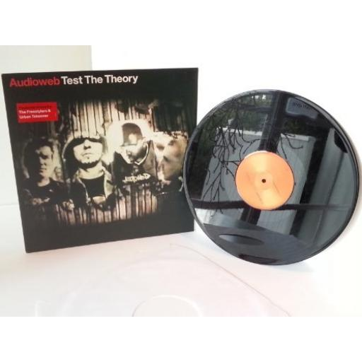 AUDIOWEB test the theory , features mixes by the fresstylers & urban takeover