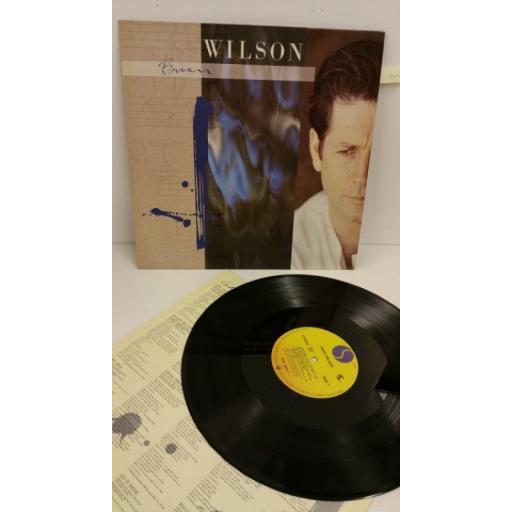 BRIAN WILSON brian wilson, WX 157