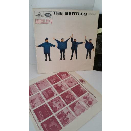 THE BEATLES help!, PCS 3071