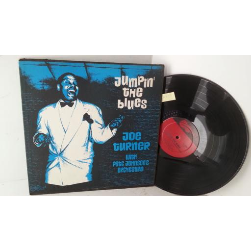 JOE TURNER WITH PETE JOHNSON'S ORCHESTRA jumpin' the blues, R 2004