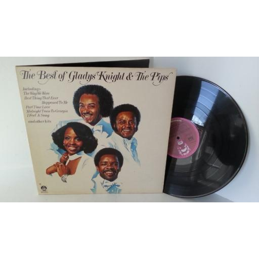 GLADYS KNIGHT & THE PIPS the best of gladys knight & the pips, gatefold, BDLH 5013