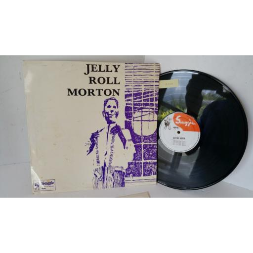 JELLY ROLL MORTON jelly roll morton, S1213