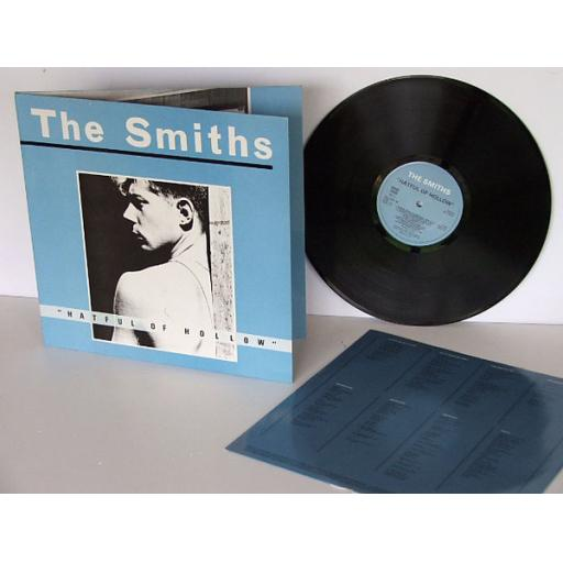 THE SMITHS hatful of hollow, gatefold, ROUGH 76