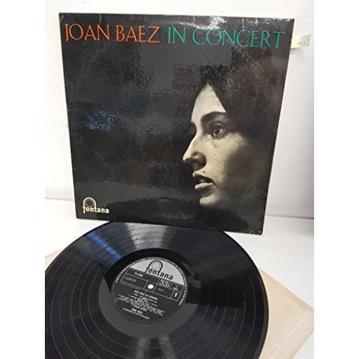 Joan Baez JOAN BAEZ IN CONCERT