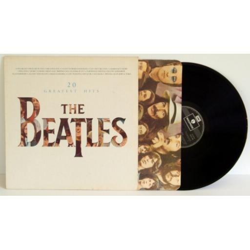 THE BEATLES, 20 Greatest Hits.
