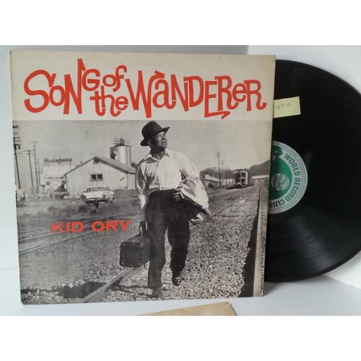 KID ORY song of the wanderer, T 389