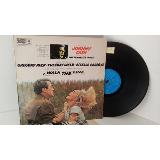 JOHNNY CASH i walk the line (the original soundtrack recording), 70083