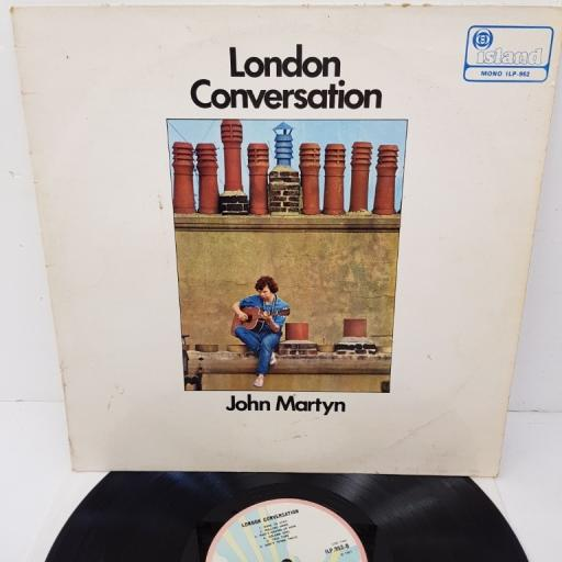 "JOHN MARTYN, london conversation, ILP-952, 12"" LP, mono"