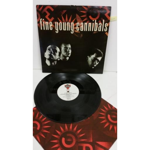 FINE YOUNG CANNIBALS fine young cannibals, LONLP 16
