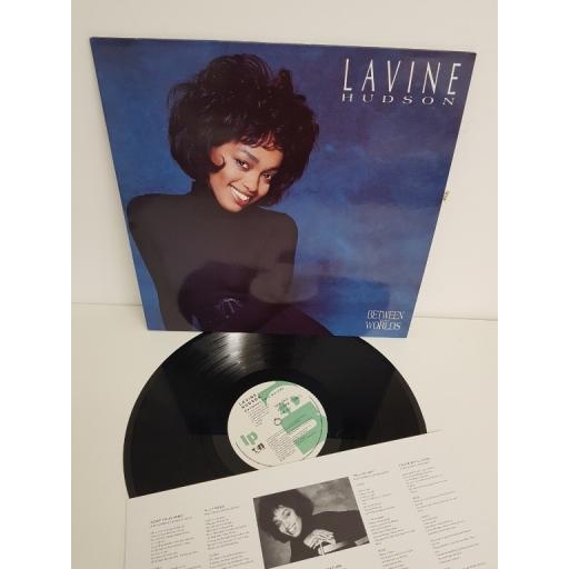"LAVINE HUDSON, between two worlds, DIX 103, 12"" LP"