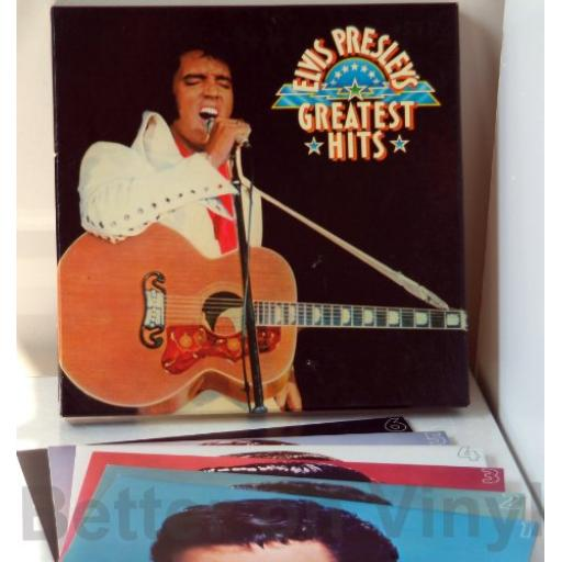 ELVIS PRESLEY, Greatest Hits.