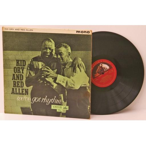 Kid Ory and Red Allen: We've Got Rhythm