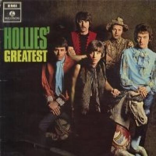 THE HOLLIES Greatest. PCS 7057