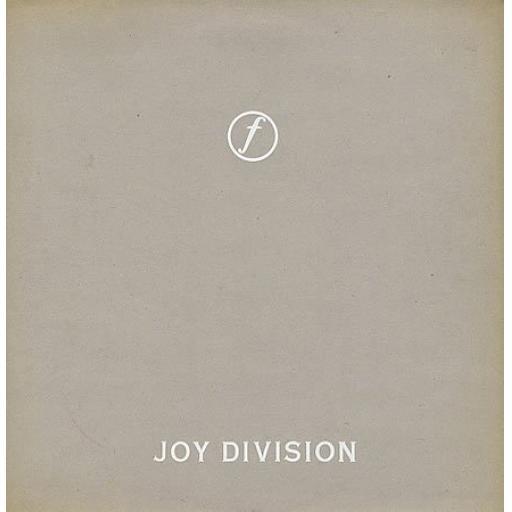 SOLD: Joy Division Still