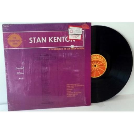 MEMBERS OF THE STAN KENTON ORCHESTRA the stereophonic sound of stan kenton