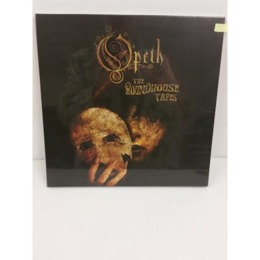 OPETH the roundhouse tapes, 3 x lp, boxset, VILELP 268