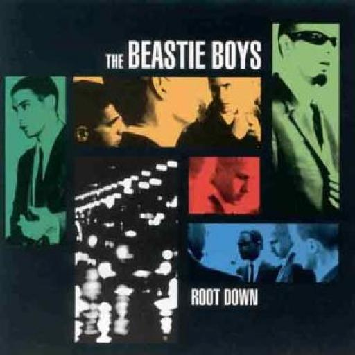 SOLD: THE BEASTIE BOYS, root down