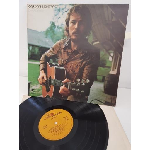 "GORDON LIGHTFOOT, don quixote, K44166, 12""LP"